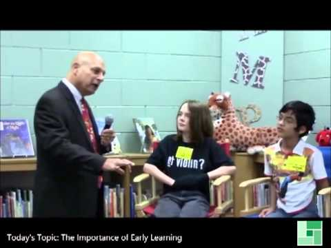 Prichard Kids: Dixie Elementary Student Talks about Importance of Early Learning