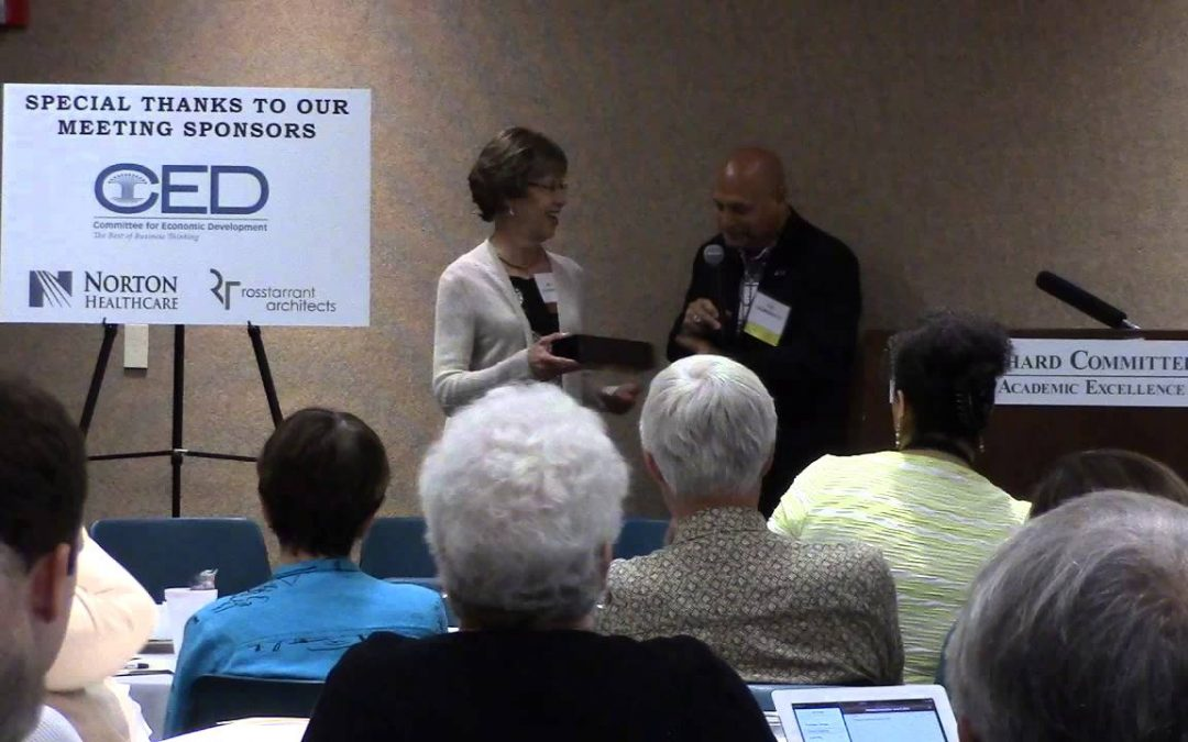 Videos & Photos from 2013 Prichard Committee Spring Meeting