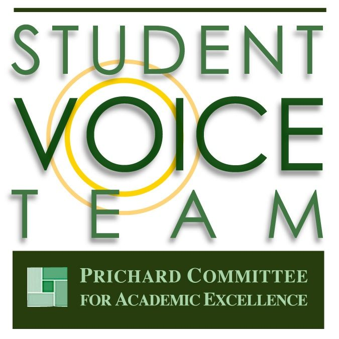 #StuVoice Hangout with the Prichard Committee Student Voice Team
