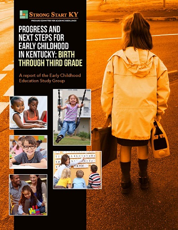 REPORT | Progress and Next Steps for Early Childhood in KY: Birth through Third Grade