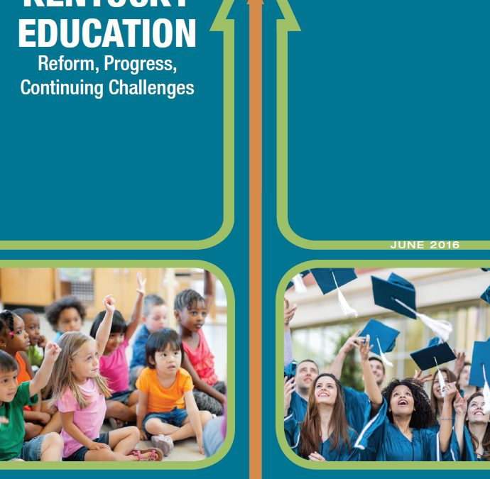 New report looks at Kentucky education progress, challenges