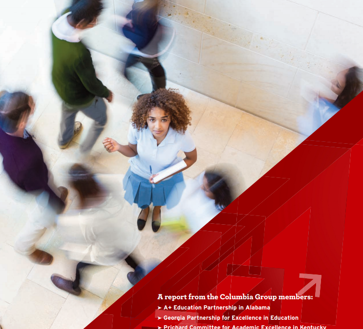 COLUMBIA GROUP REPORT | Accelerating the Pace: The Future of Education in the American South