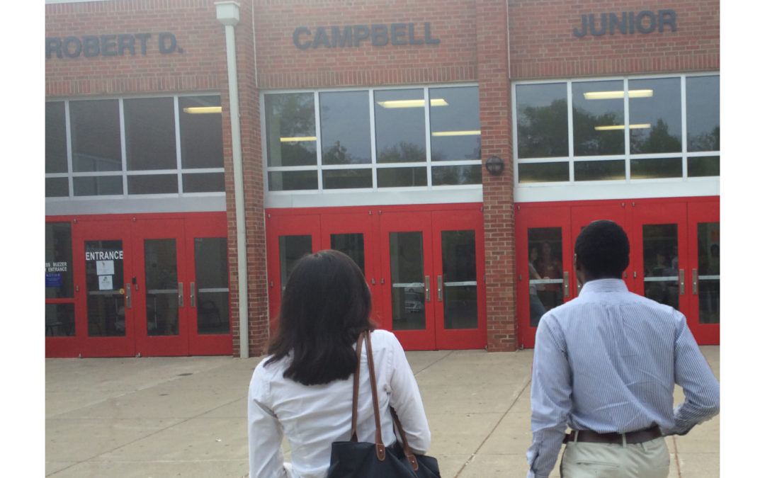 STUDENT VOICE AUDIT | Robert D. Campbell Junior High