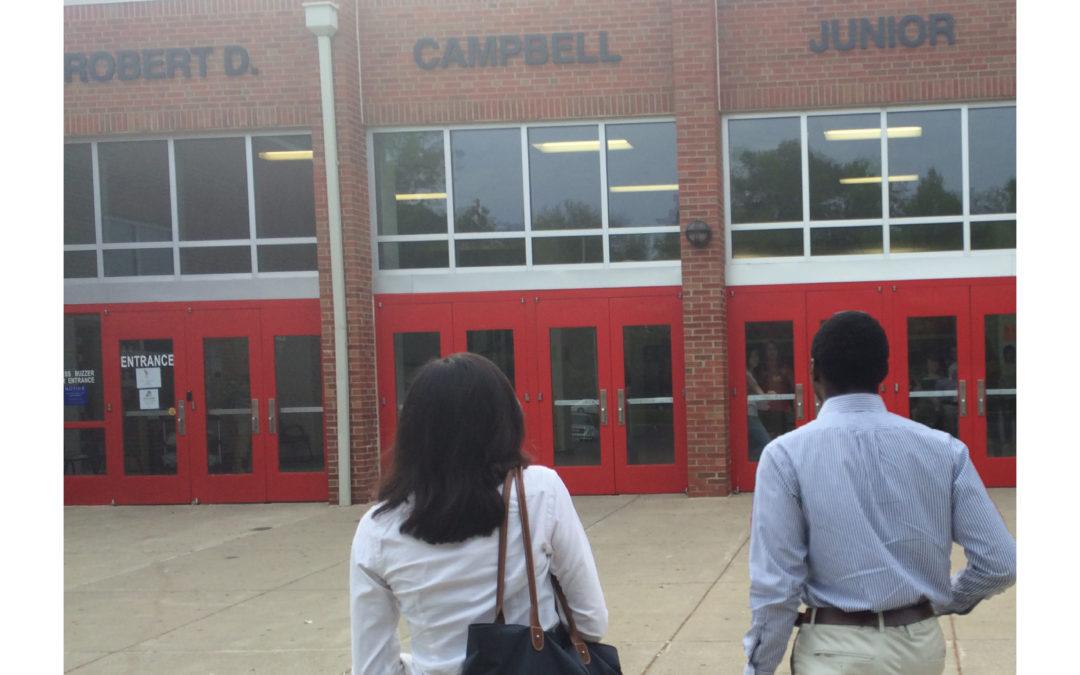 Robert D. Campbell Junior High Student Voice Audit