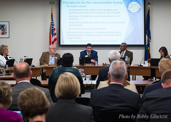 PERSPECTIVES | KY Board of Education Approves Ambitious Goals for Education
