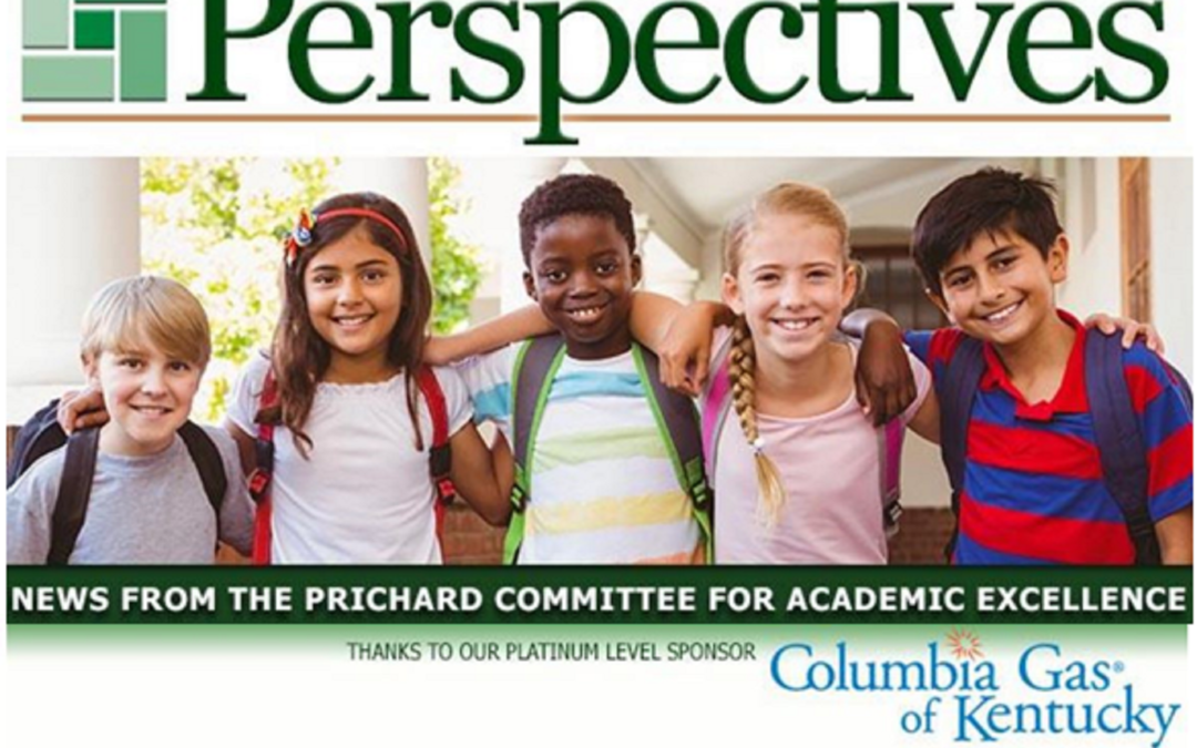 PERSPECTIVES JUNE 2017 | New web site a convenient tool to learn about KY's Progress in Education